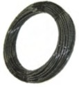 Nylonové PA RIGID Hose 3/8 HP 25m 100 Bar BLACK